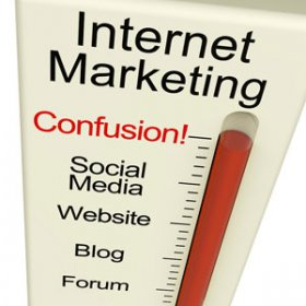 Internet Marketing is a confusing concept
