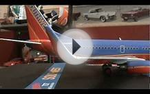 Gemini Jets 1/200 Scale Southwest Airlines Boeing 737-700